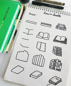 60 of the cutest how to doodle tutorials EVER. doodles 60 How to Doodle Tutorials for Your Bullet Journal - The Thrifty Kiwi Bullet Journal Headers, Bullet Journal 2019, Bullet Journal Notebook, Bullet Journal Ideas Pages, Bullet Journal Inspiration, Book Journal, Bullet Journal For School, Bullet Journal Markers, Doodle Inspiration