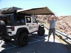 Jeep Jk Pulse Camper Top 4x4 Camping Truck Overlander