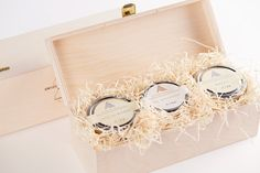 www.swissalpinehoney.com, big gift set for 3 jars. The wooden box was crafted with eco-friendly wood from the Alps by a small family owned company. Big Gift, Honey Brand, Take Me Over, Packaging Ideas, Alps, Wooden Boxes, Eco Friendly, Presents, Lovers