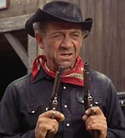 Carry On Cowboy. The Rumpo Kid (Sidney James). Comedy Actors, Comedy Movies, Film Movie, Sidney James, Cowboy Films, Vintage Films, 1970s Childhood, British Comedy, Cult Movies