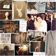 """""""Soon enough you're gonna think of me and how I used to be."""" by eightyonetwentythree on Polyvore"""