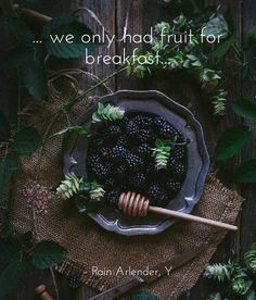 Fruit breakfast healthy ebook kindle quote Y Rain Arlender http://syllabux.hu/books/y?id=164