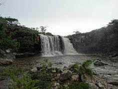 Cachoeira das Três Barras - Conceição do Mato Dentro - MG