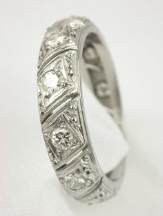 32 Best Vintage Wedding Rings Topazery Images Antique Wedding