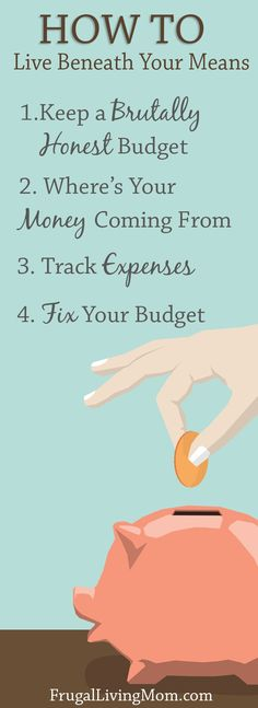 """does living beneath you means mean you can never afford """"extras"""" or dream big?  No, it doesn't! Follow these tips to get to your dreams!"""