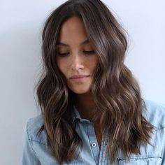 Happy #FriYAY!!! Who's gettin a #haircut this weekend??? Here's a lil #hairinspiration from @anhcotran :) Find more #hairideas on our #Pinterest!