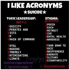 Reasons for suicide and getting rid of stigma