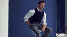 David James Gandy ∼ Italian Lovers — BTS - David Gandy (@OfficialDavidGandy ) for...