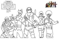 fortnite printable coloring pages from Fortnite Coloring Pages Printable. Fortnite game has become a worldwide hit since it was launched less than a year ago. This massive multiplayer online (MMO) game is released by Epic Ga. Paw Patrol Coloring Pages, Cartoon Coloring Pages, Coloring Pages To Print, Free Printable Coloring Pages, Colouring Pages, Free Coloring, Coloring Pages For Kids, Coloring Books, Skin Halloween