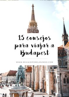 15 consejos para viajar a Budapest Consejos para viajar a Budapest - Organisation von # Budapest City, Budapest Travel, Visit Budapest, Budapest Christmas, Travel Around The World, Around The Worlds, Christmas In Europe, Beautiful Places To Travel, Travelling Tips
