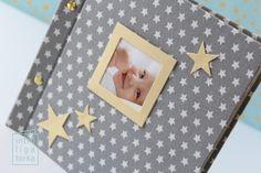Babyborn album na zdjęcia noworodkowe