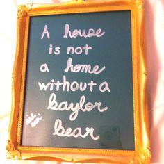 Sic Em! #Baylor