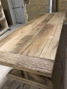 Diy Dining Table, Rustic Table, Rustic Interiors, Wood Turning, Wood Furniture, Home Goods, Indoor, House Design, Interior Design