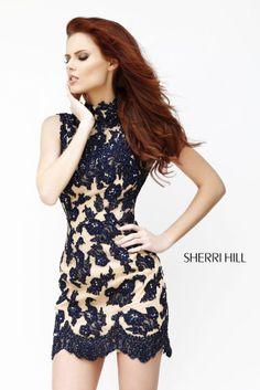 Sherri Hill 21188, Sherri Hill Prom Dresses, Madame Bridal, Prom 2014