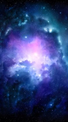 Pink and blue galaxy. Galaxy Wallpaper, Retina Wallpaper, Wallpaper For Your Phone, Cool Wallpaper, Hipster Wallpaper, Beautiful Wallpaper, Flower Wallpaper, Galaxy Background Hd, Background Ideas