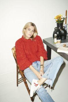 Rencontre avec Camille Charrière, la nouvelle femme d'influence | Vogue