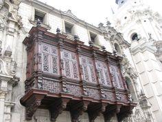 Palacio de Arzebispo - Lima - Peru