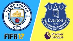 Manchester City Vs Everton, Fifa 17, Monday Night Football, Juventus Logo, Premier League