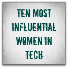 8 out of 10 of CNN's Top Women In Tech are mothers.
