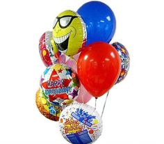 Balloons and Smiles in Baltimore MD, Raimondi's Flowers & Fruit Baskets