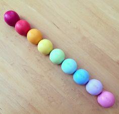 eos rainbow!