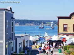 Established in 1964, the Coupeville Arts and Crafts Festival is one of Washington State's oldest. The historic town of Coupeville is located on Penn Cove, Central Whidbey Island.