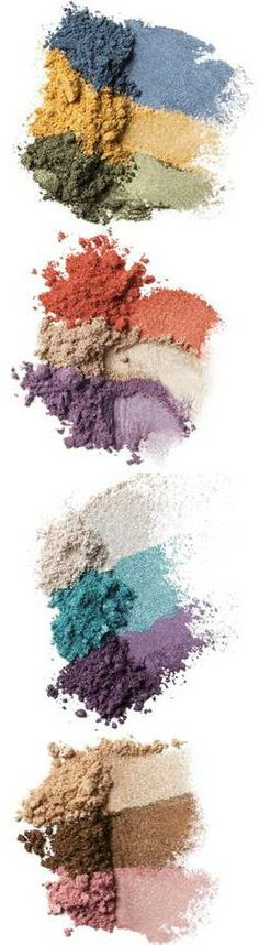 Eye shadows Mary Kay