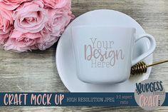Custom Favorites Craft Mock Up Bundle (Graphic) by burgessfamilycraft · Creative Fabrica Free Design, Your Design, Mug Crafts, Pretty Mugs, Mother's Day Mugs, Bag Mockup, Family Crafts, Business Card Mock Up, School Design
