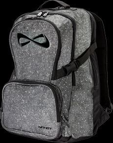 infinity cheer gear $84.99 - Madison's new cheer bag - super cute and she'll be able to carry it everyday with not only her cheer gear but her school supplies!