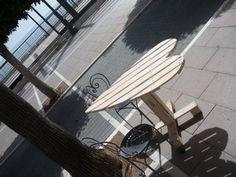 Palet table by Antonio Guerrero.c