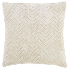 Jaipur Tribal Pattern Viscose Poly Fill Pillow - 22 inch