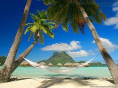 Tropical Sleepaway, Bora Bora, French Polynesia