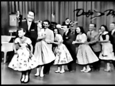 ▶ Linda, I couldn't remember all the steps! Had to go searching for it. We need some place to go now. The Lawrence Welk Show: Dance To The Bunny Hop! - YouTube