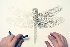 Illustration-&-Pen-Drawings