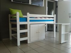 3262df78a48 UPPER BED 1 – Υπερυψωμένο Κρεβάτι - GO! Kids - Easy Collection, παιδικα  έπιπλα