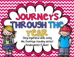 Kindergarten Journeys Reading Series bloglovin.com