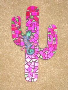 Cactus - Saguaro - Pink - Cowgirl - Western Art - Western Decor
