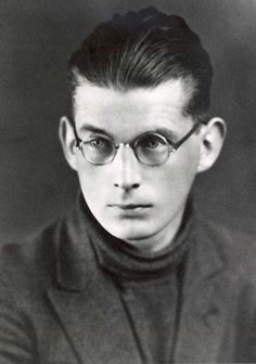 Young Samuel Beckett, (age 14)