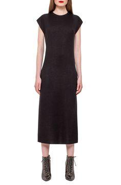 New AKRIS Bicolor Cashmere Silk Tunic Dress fashion online. [$1990]?@shop hoodress<<
