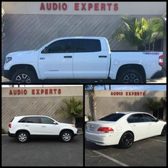 Come get your windows tinted! #AudioExpertsVentura #AudioExperts #AudioVideo #CarStereo #StereosVentura #Ventura #VenturaCA #VenturaCalifornia #California #CustomAudio #WindowTint #ToyotaTundra #KiaSorento #BMW