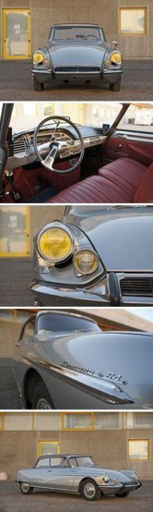 Citroen DS Coupe (coachbuilder...?)