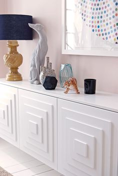Sideboard Pimping (or adding stepped panels to sideboard doors!)