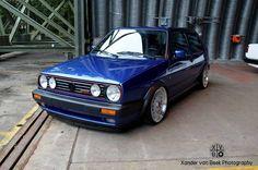#VW #Golf #MK2