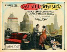 East Side West Side, 1927