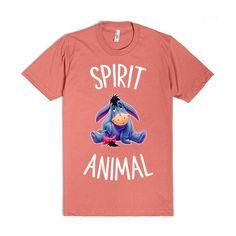 Eeyore Is My Spirit Animal