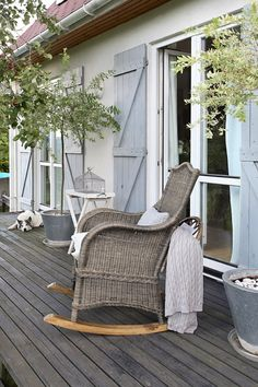 romantic country shabby chic home 4