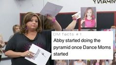 So the first fact made by dance moms fan page :) what do you guys think? Should I continue?