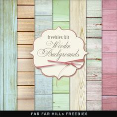 New Freebies Kit of Backgrounds - Wooden Backgrounds:Far Far Hill - Free database of digital illustrations and papers Papel Scrapbook, Digital Scrapbook Paper, Digital Papers, Digital Paper Freebie, Digital Scrapbooking Freebies, Scrapbook Background, Paper Background, Printable Crafts, Printable Paper