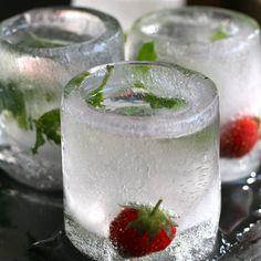 Fancy - Ice Shot Glass Mold by SagaForm