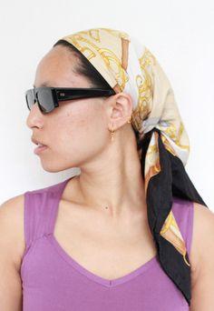 Headscarves, Silk Scarves, Gypsy, Women Wear, Tie, Sexy, How To Wear, Beauty, Fashion